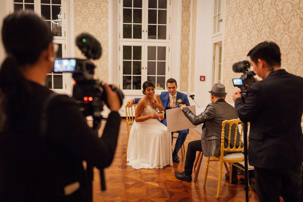 Isabel and Alexander's Wedding | Vienna, Austria