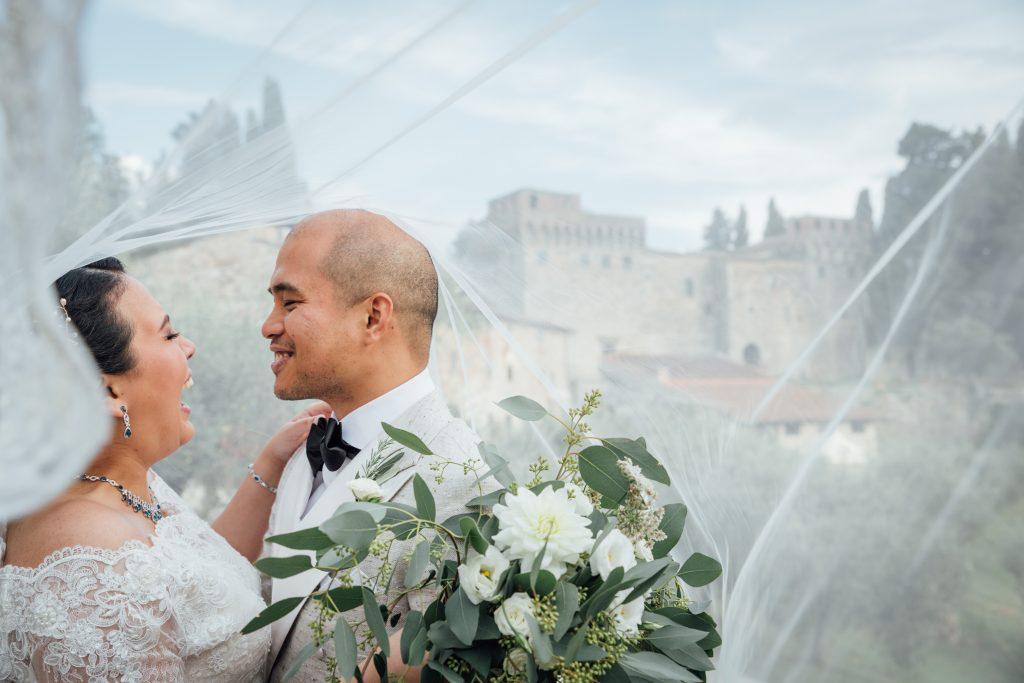Noof and Adonis' Wedding | Tuscany, Italy