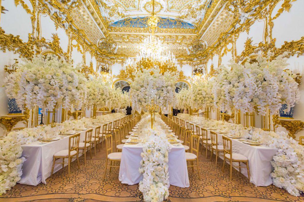 Winter Elegance at Palais Liechtenstein | Vienna, Austria